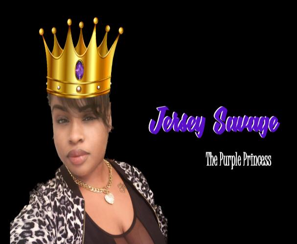 The purple princess