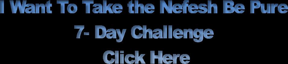 7-day challenge