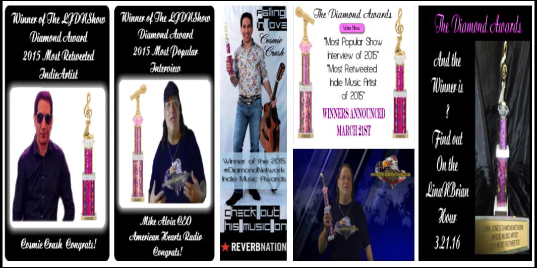 LJ Diamond Awards 2014/15