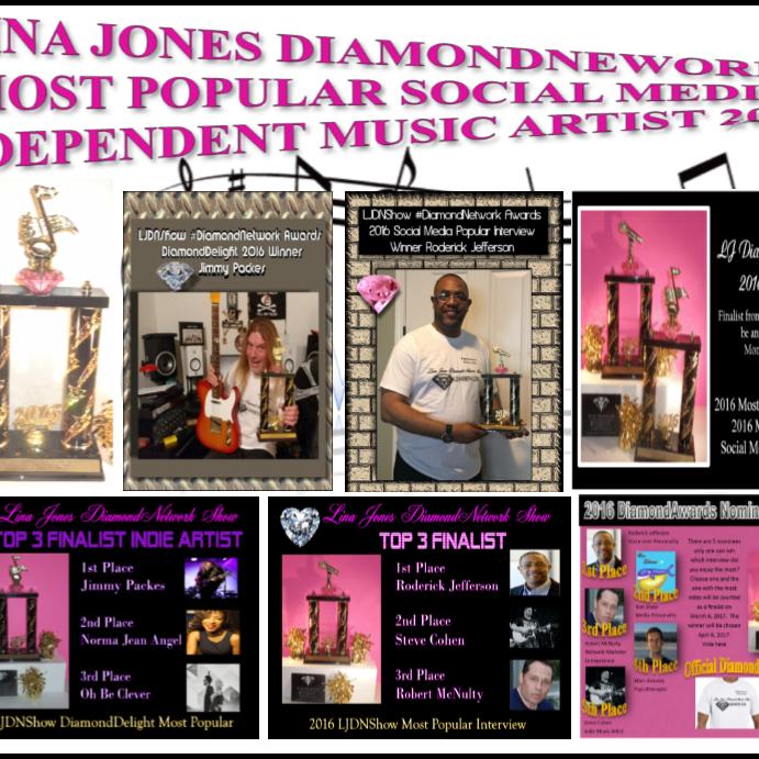 LJ Diamond Awards 2016/17winners