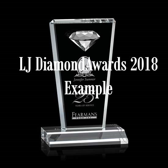 LJ Diamond Awards 2018/19
